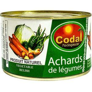 Achards de Légumes (125g)
