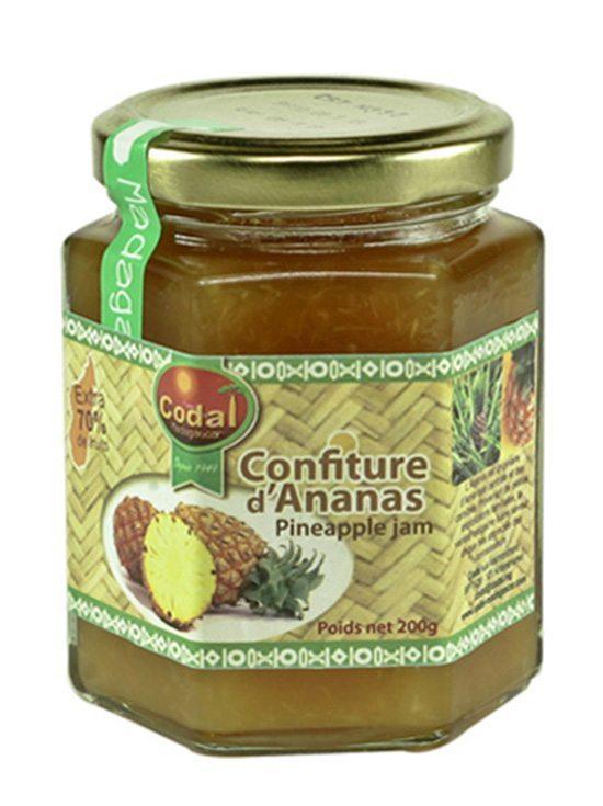 Confiture D'ananas 200g
