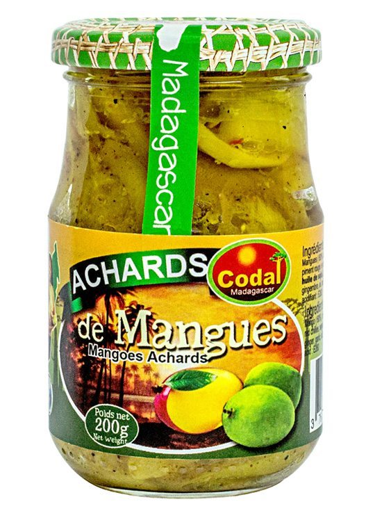 Achards de Mangues