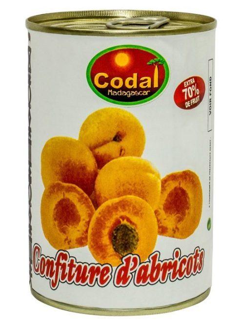 Confiture d'Abricots 500g