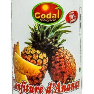 Confiture d'Ananas 500g