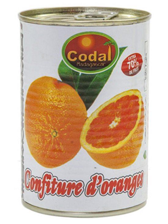 Confiture d'Orange 500g