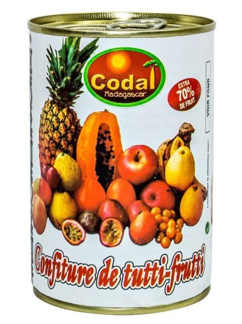 Confiture Tutti Fruitti 500g