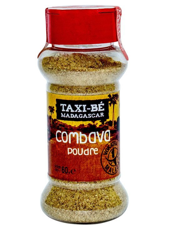 Taxi be: Combava poudre
