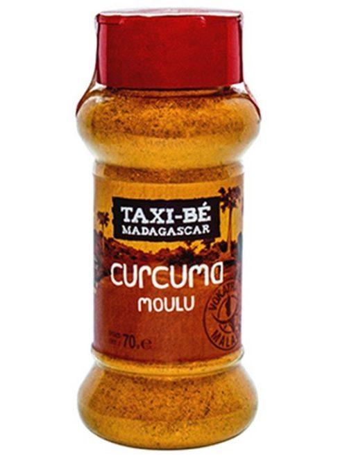 Taxi be: Curcuma moulu
