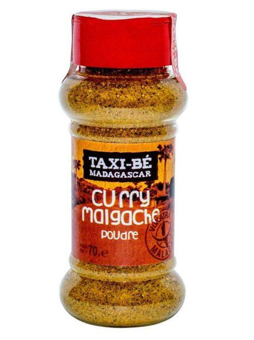 Taxi be: Curry Malgache poudre