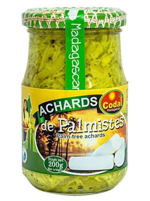 Achards de Palmistes