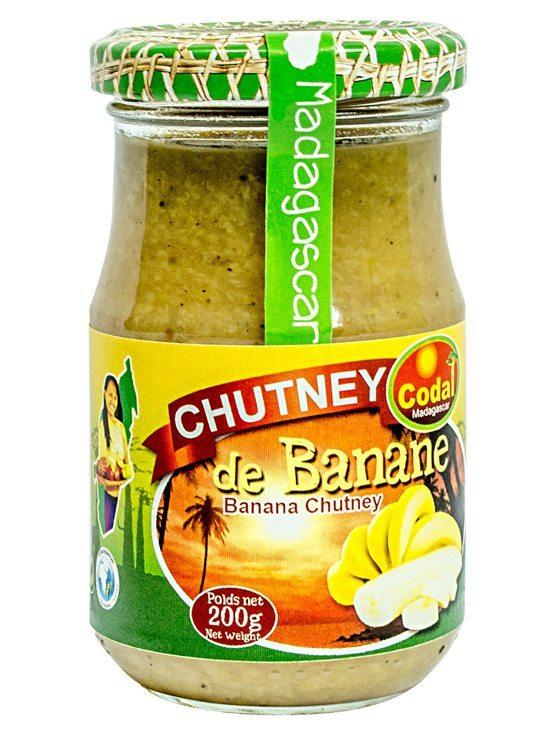 Chutney Banane 200g