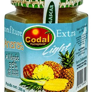 Confiture d'Ananas allégée