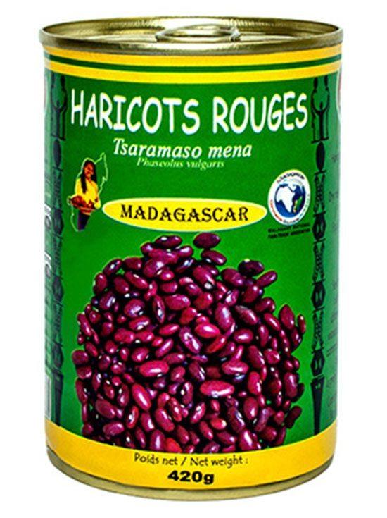 Haricots Rouge: Codal Madagascar