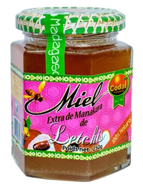 Miel de Letchis