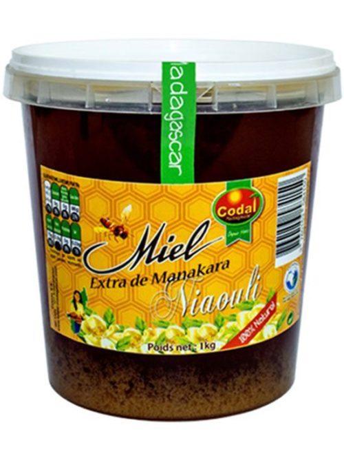 Miel de Niaouli 1kg