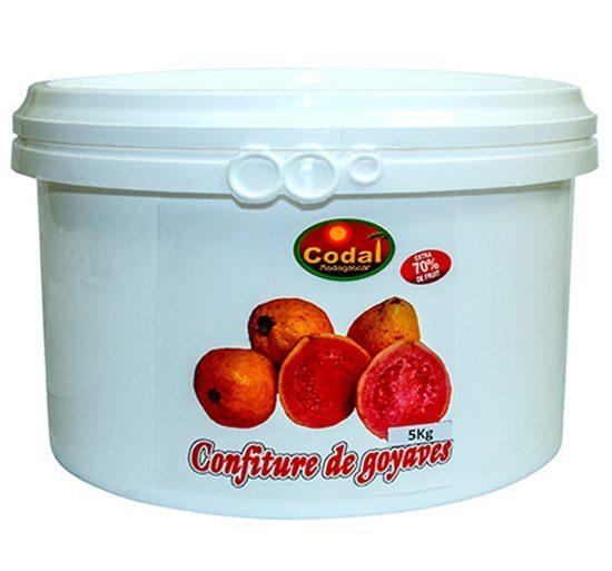 Confiture de Goyave 5kg