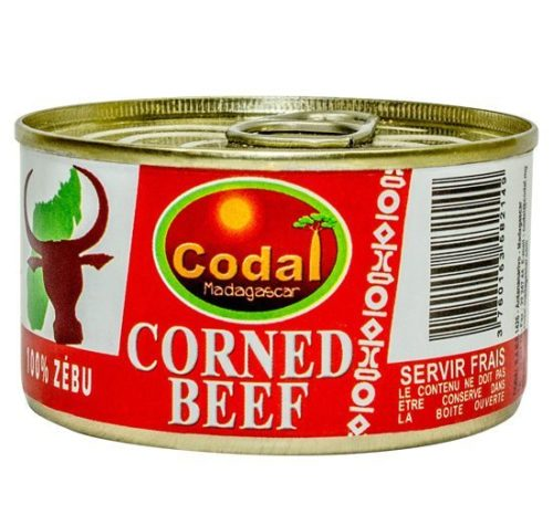 Corned Beef : CODAL Madagascar