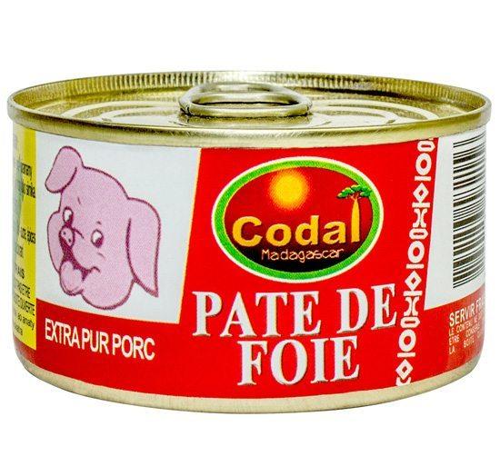 Paté de foie du porc