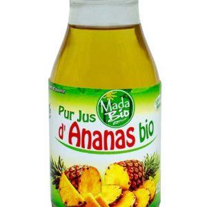 Pur Jus d'Ananas bio