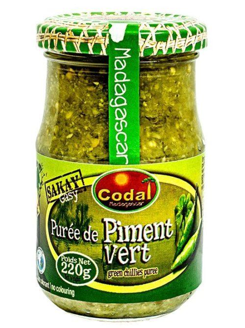Purée de Piment Vert (220g)