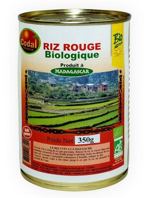 Riz Rouge Bio