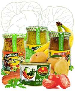 Achard & Chutneys - Codal Madagascar