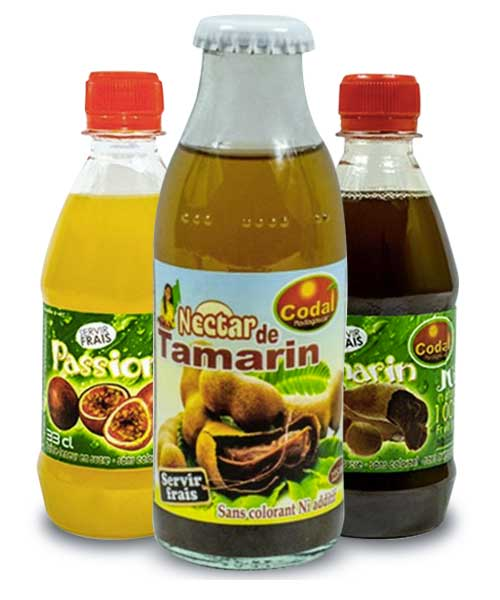 Nectar & Fruit Juices - Codal Madagascar