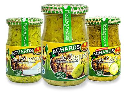 Achards-200g