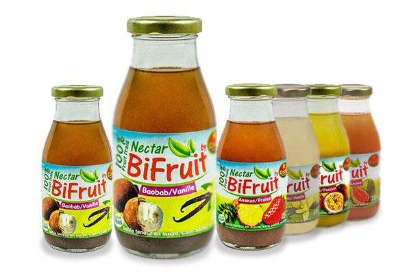 Bifruit juice