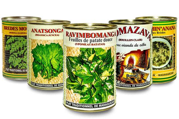 Traditional Malagasy dish