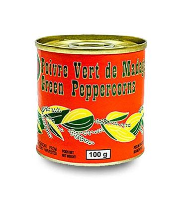 Green pepper 100g
