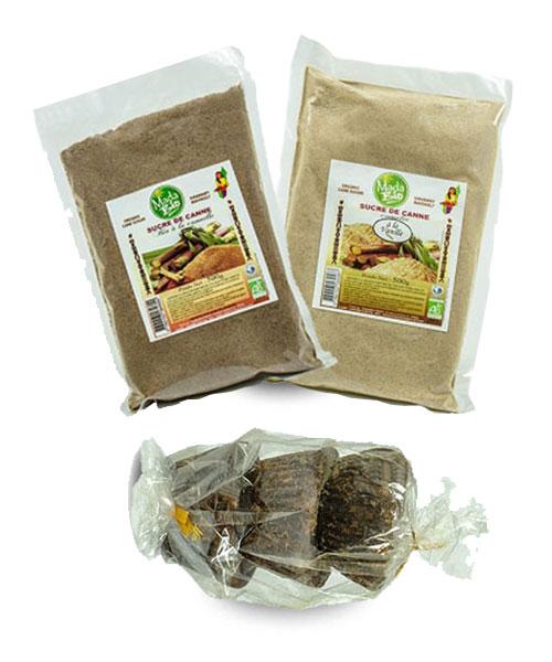 Sucre-bio-organique